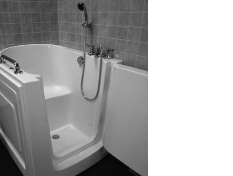 Revere Walk In Bath Tub