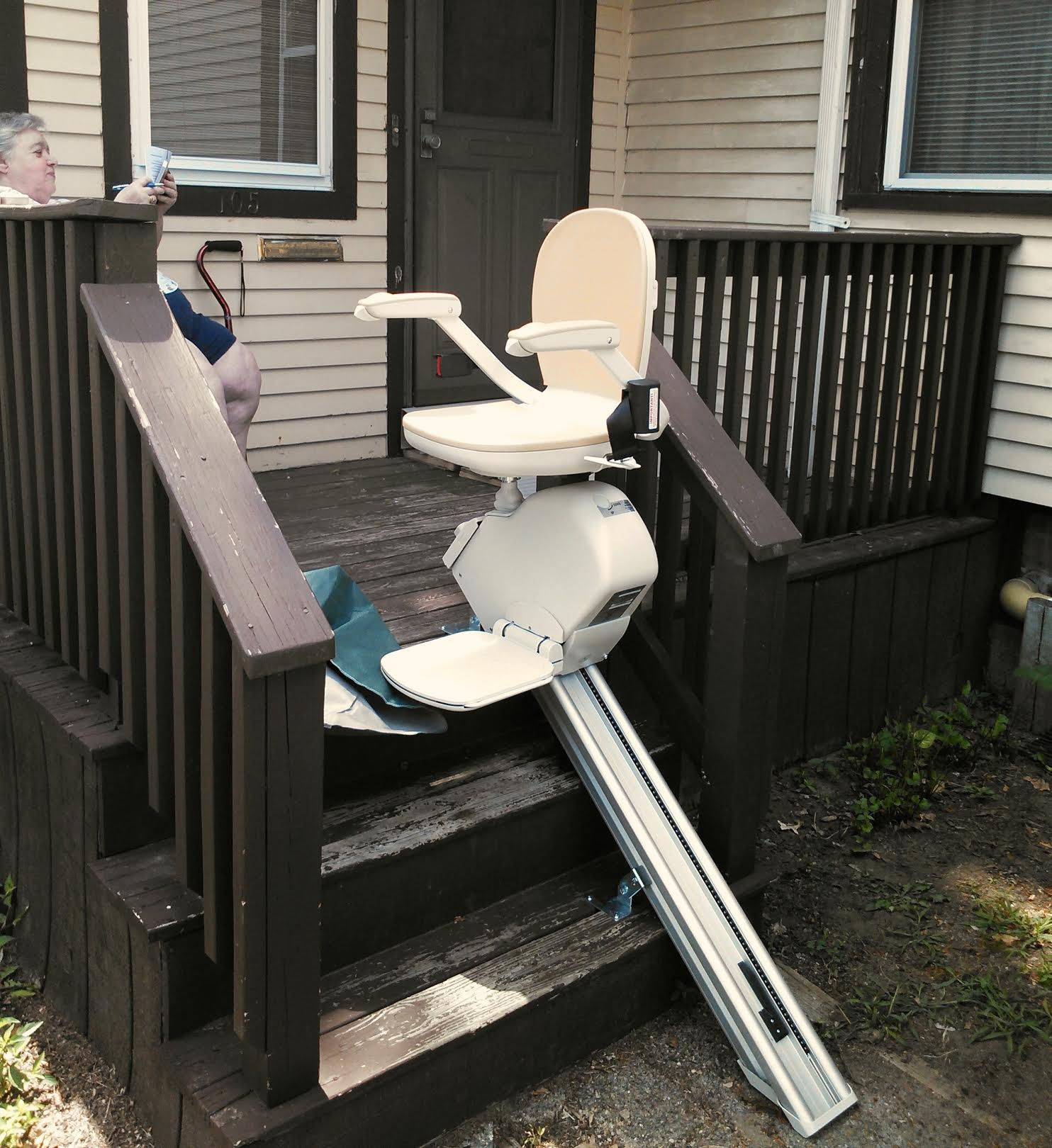 Outdoor Stairlift Boston Walk In Bath Amp Stairlift New